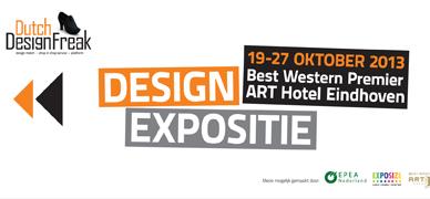 Dutch design week exposition called dutch design freak during the ddw in october 2013