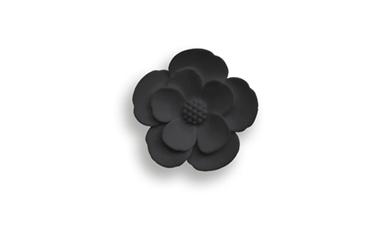 3D printed flower magnet, flower magnet, magnet, floral magnet